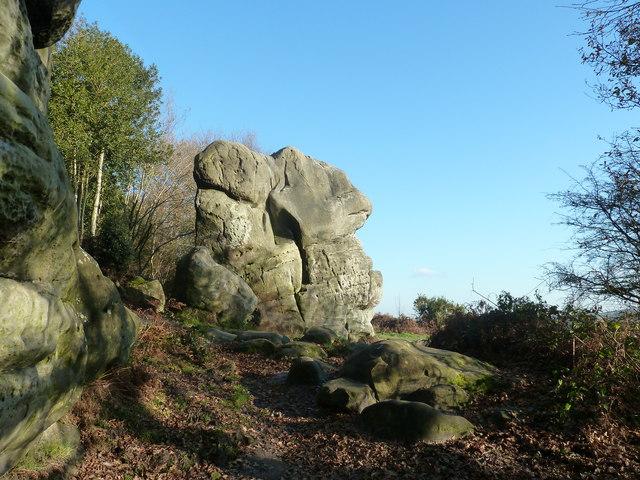 Stone Hill Rocks 6