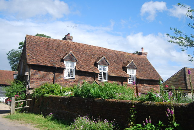 Hall Place Farmhouse