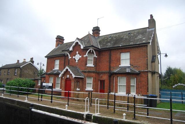 Lockkeeper's Cottage, Enfield Lock