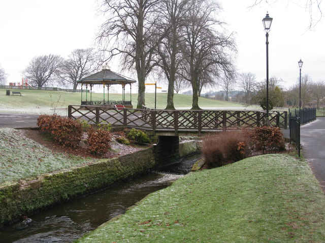 Bridge over the Powmillon Burn