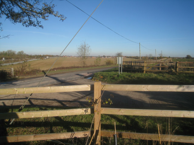 View into Giddings Field