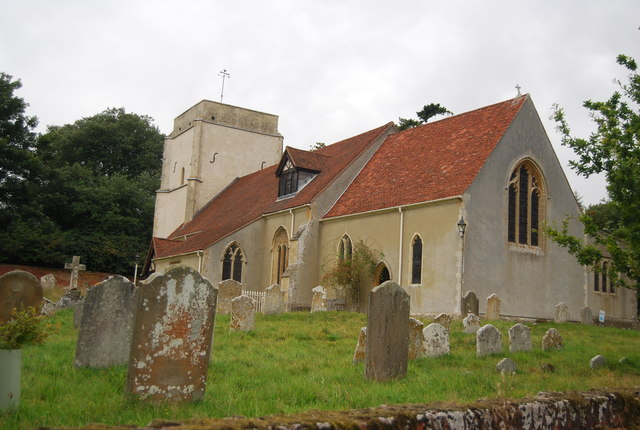 Church of St Martin of Tours, Nacton