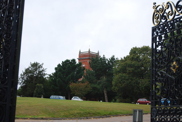Water Tower, Orwell Park School