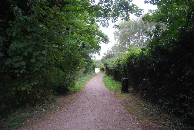 Stour and Orwell Walk to Nacton Shore