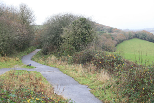 Once the Plymouth to Tavistock South railway