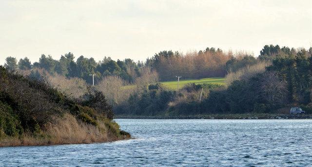 Strangford Lough, Reagh Island/Mahee Island