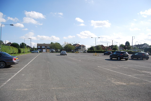 Car park, Hullbridge