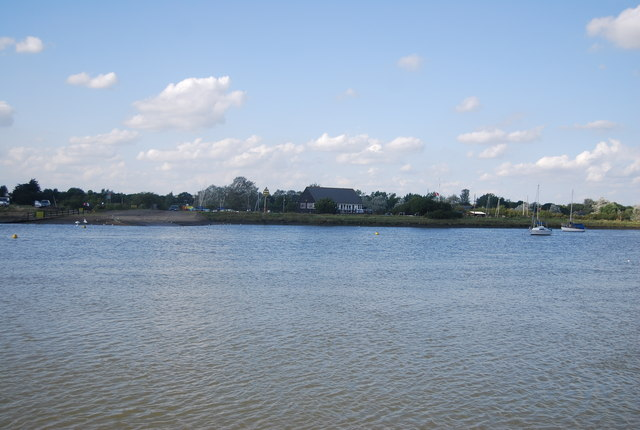 Looking across the River Crouch