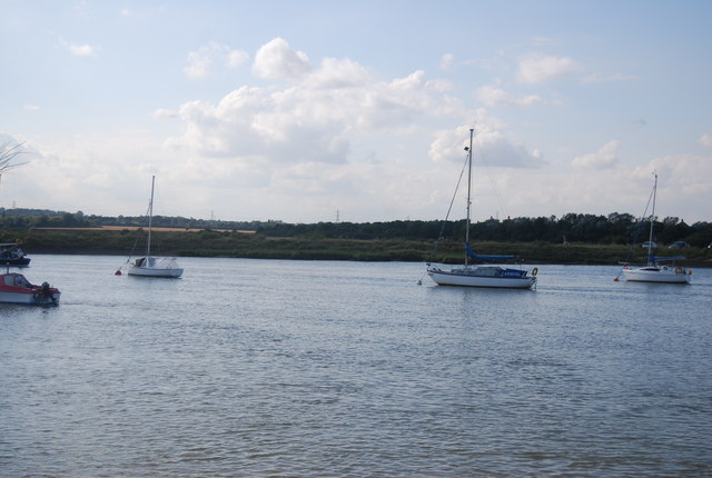 Boats, River Crouch