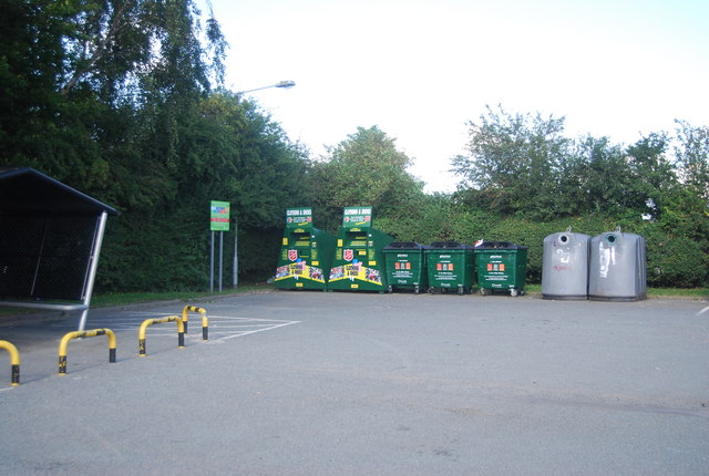 Recycling centre, Hullbridge