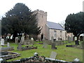 ST1568 : The Parish Church of St John Baptist, Sully by John Grayson