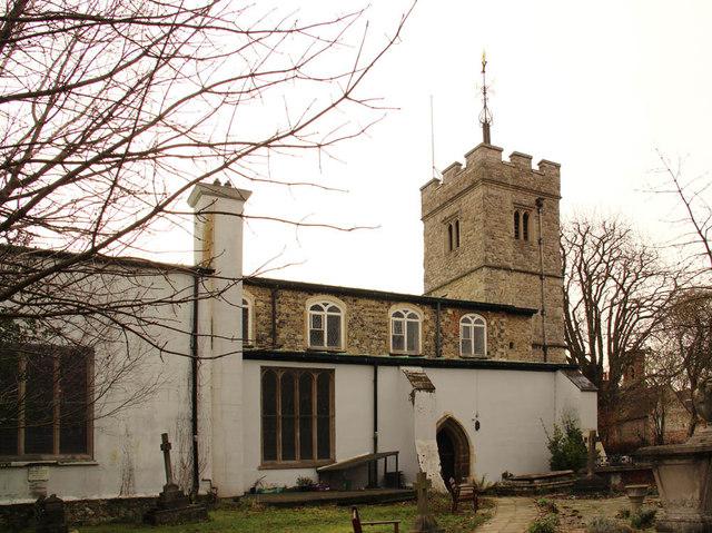 St Mary, Church End, Hendon