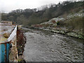 SD7506 : River Irwell at Creams by David Dixon