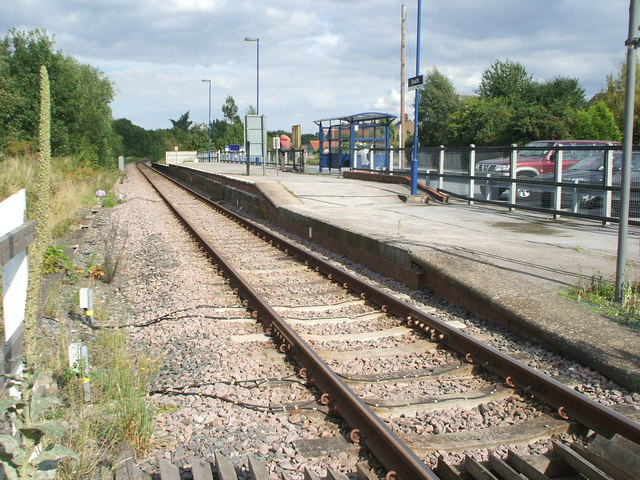 Snaith Railway Station Yorkshire Nigel Thompson Cc By