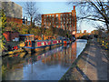 SJ9398 : Ashton Canal, Cavendish Mill by David Dixon