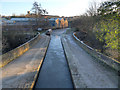 SJ9398 : Dukinfield Aqueduct by David Dixon