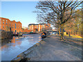 SJ9398 : Ashton Canal, Portland Basin by David Dixon