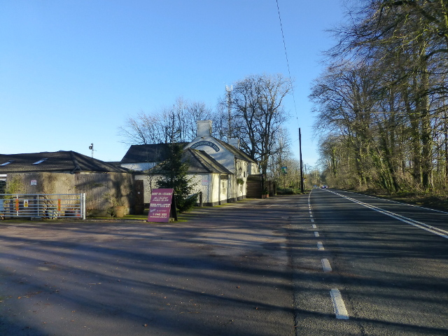 The Windwhistle Inn, A30 near Chard