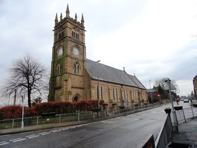 Church of St. Cuthbert, Blaydon