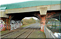 J3070 : Railway arches, Finaghy, Belfast (1) by Albert Bridge