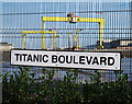 J3574 : Titanic Boulevard, Belfast by Rossographer