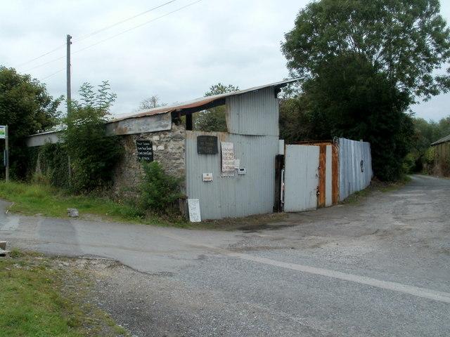 A Keynsham scrapyard