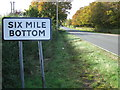 TL5857 : Six Mile Bottom by Keith Evans