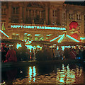 SP0686 : Happy Christmas Birmingham by David P Howard