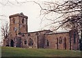SP7702 : Holy Trinity, Bledlow by John Salmon