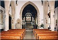 SP7520 : Holy Cross & St Mary, Quainton - East end by John Salmon
