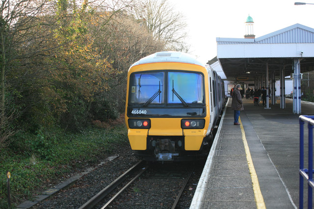Bromley North railway station