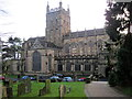 SO7745 : Great Malvern Priory by Roy Hughes