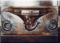 SJ6552 : St Mary, Nantwich - Misericord by John Salmon