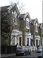 TQ2775 : Victorian houses on Sisters Avenue by Andrew Wilson