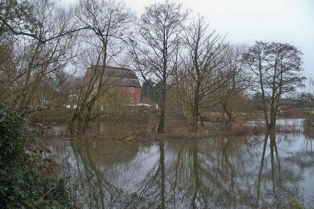Tichfield Mill- Tichfield