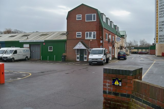 Industrial Estate - Tichfield