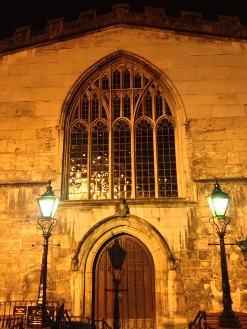 The Guildhall, York