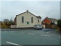 SD9109 : Fir Lane Methodist Church, Royton by Alexander P Kapp