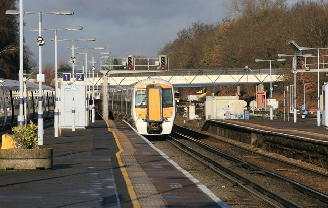 Orpington Station