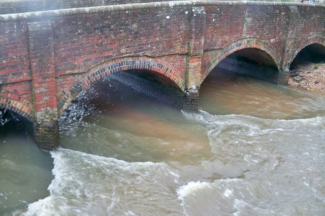 Bridge at Wallington - Fareham