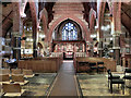 SU2908 : The church of St Michael and All Angels (Nave) by David Dixon