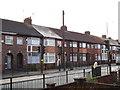 TA1229 : Houses on Southcoates Lane, Hull by Ian S