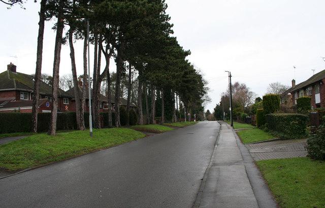 Whinney Moor Lane Retford