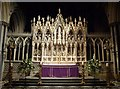 TL5480 : The High Altar in Ely Cathedral by Richard Humphrey