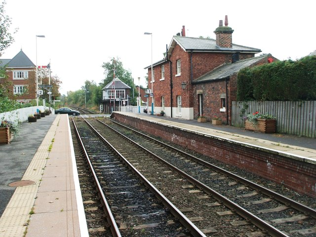 Nunthorpe Railway Station