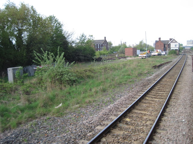 Cargo Fleet railway station (site), Yorkshire