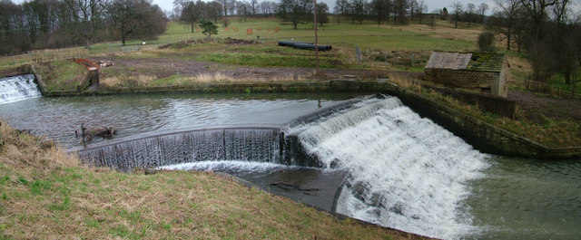 Cascade from The Cut to the River Dearne