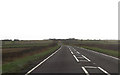 SP8023 : Long straight on A413 north of Hurdlesgrove Farm by John Firth