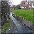 SK6405 : Scraptoft Brook by Mat Fascione