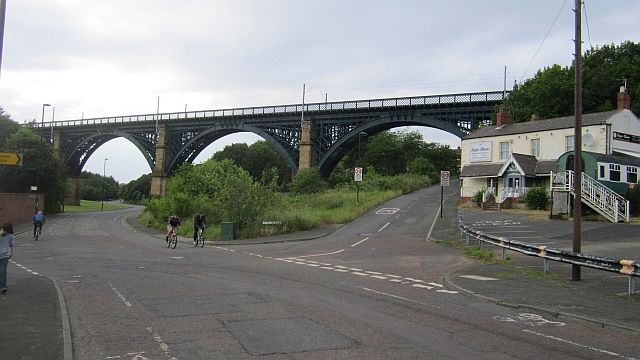 Willington Dene Viaduct